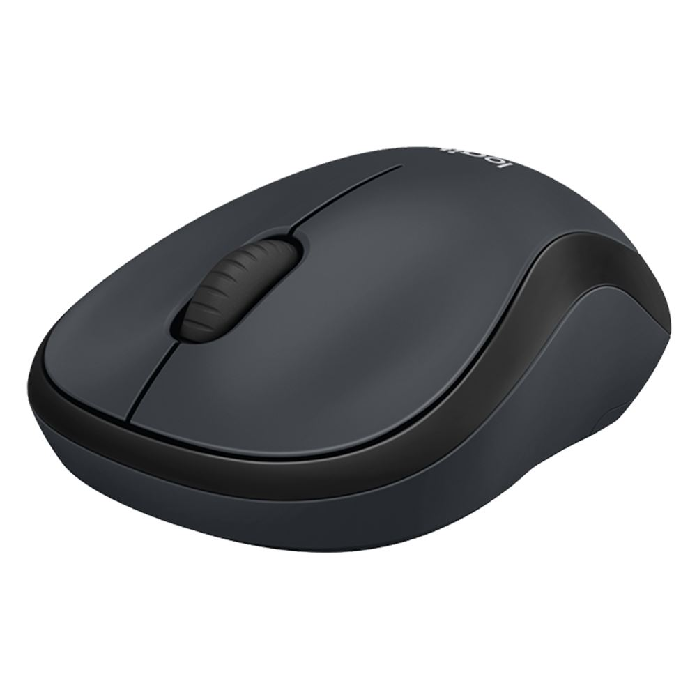 LOGITECH M220 SESSIZ MOUSE CHARCOAL