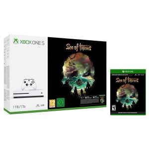 MICROSOFT XBOX ONE S 1 TB + SEA OF THIEVES OYUN KONSOLU