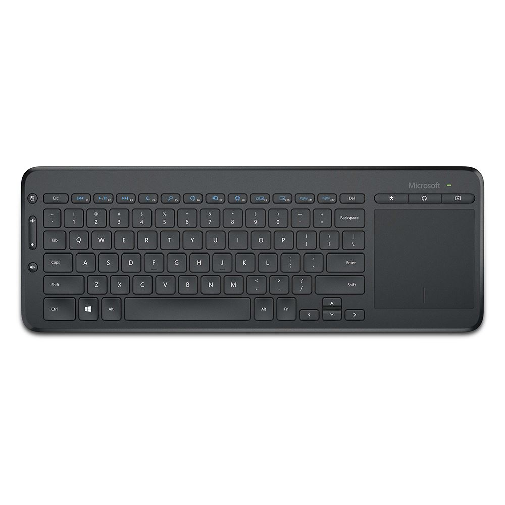 MICROSOFT All In One Medya Keyboard (Akıllı TV Uyumlu)