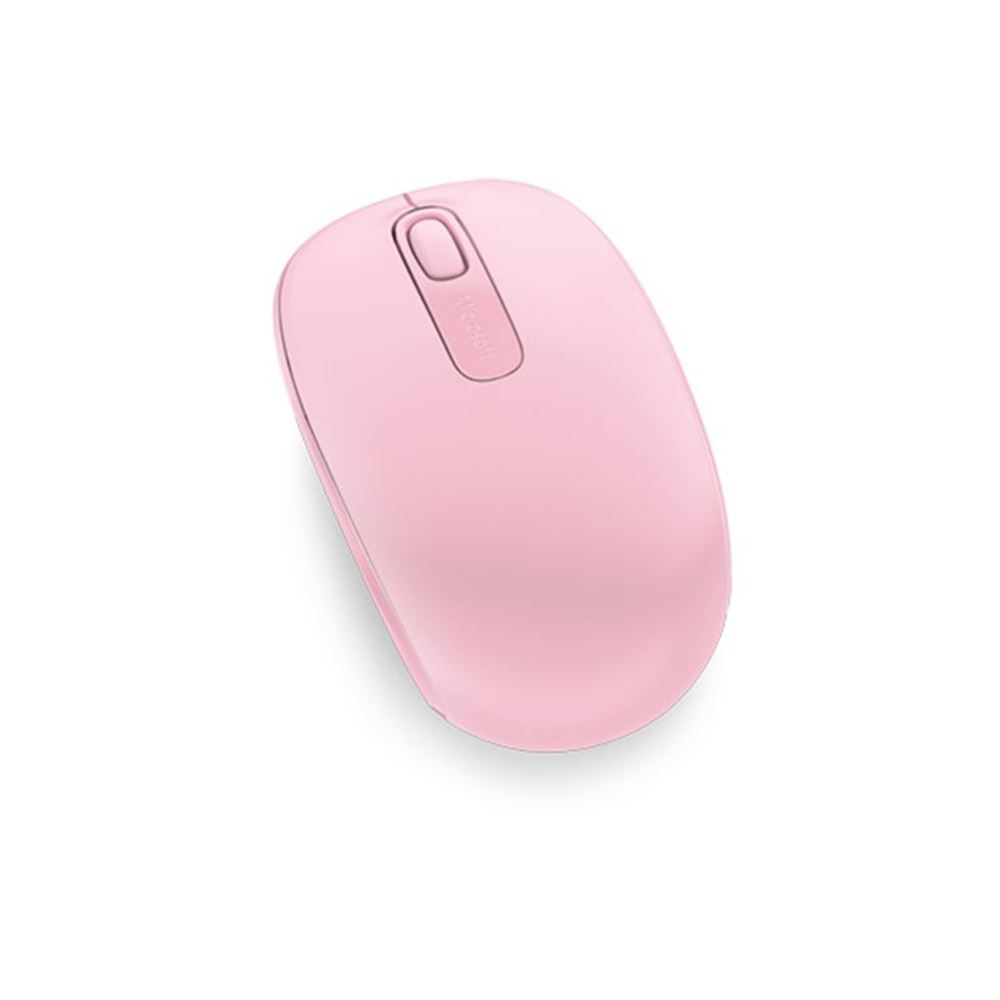 MICROSOFT Wireless Mobile Mouse 1850 Açık Pembe