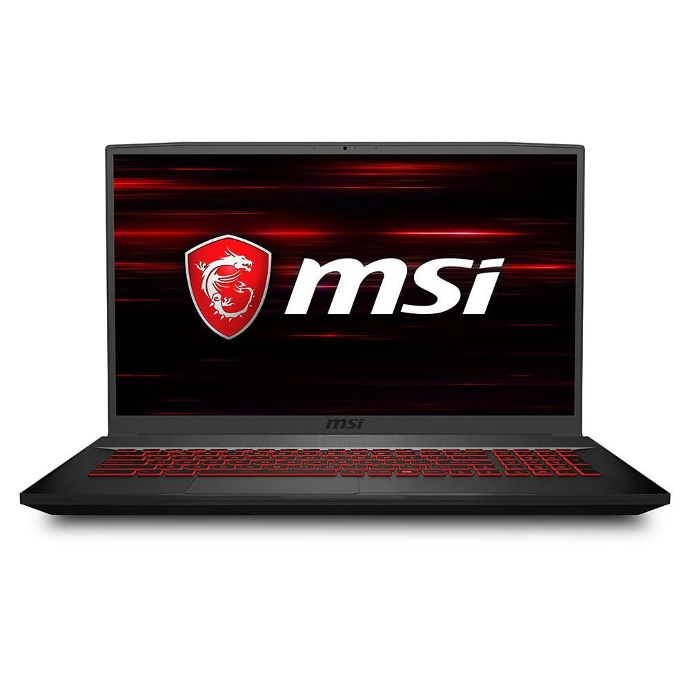 "MSI GF75 THIN CORE İ7 9750H 2.6GHZ-16GB-256GB SSD+1TB HDD-17.3""-GTX1650 4GB-W10"