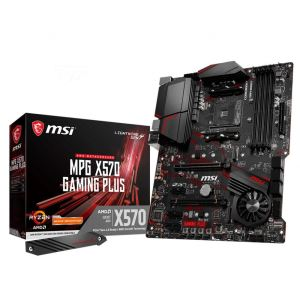 MSI MPG X570 GAMING PLUS AM4 AMD Ryzen™ DDR4 4400MHz (O.C.) M.2 USB 3.2 Anakart