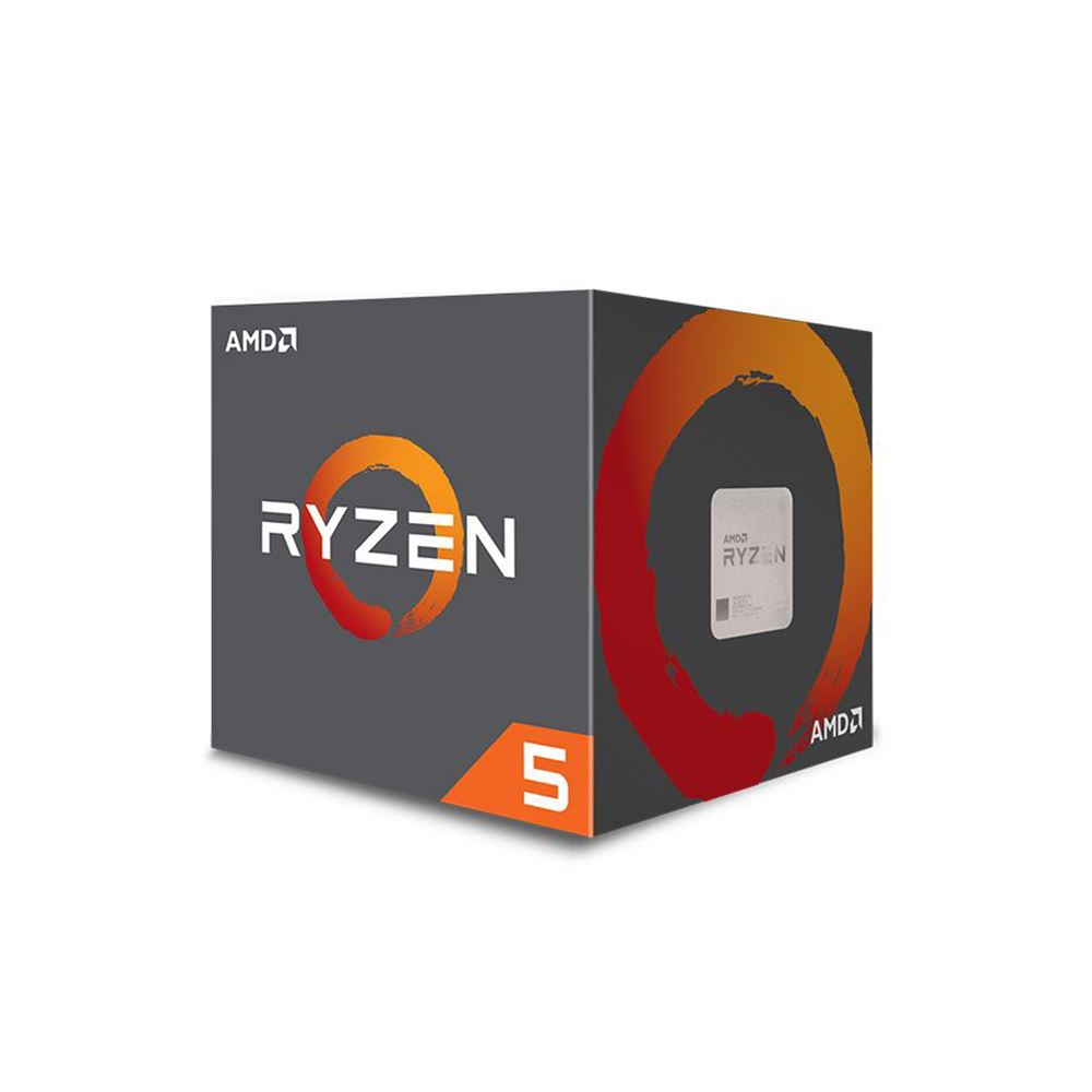 AMD RYZEN 5 1500X-MSI GTX1060 ARMOR 6GB OCV1 -MSI B350 PC MATE - CRUCIAL 8GB