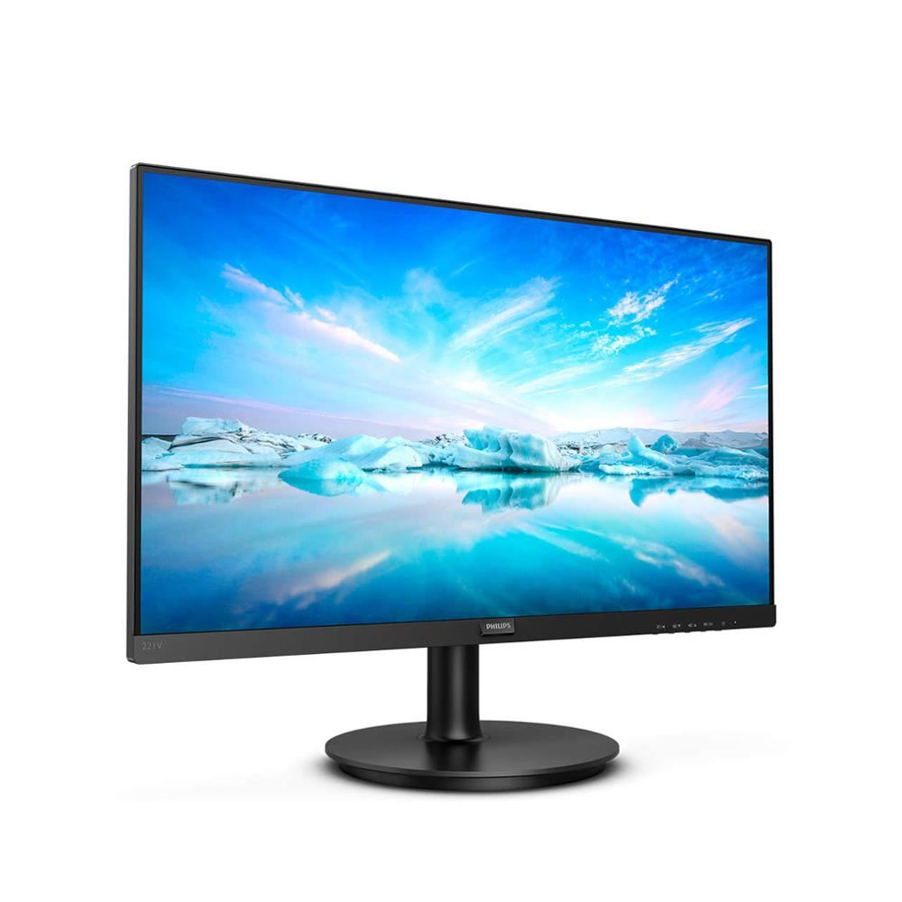 "PHILIPS 21,5"" 221V8A  4ms 75Hz FreeSync HDMI VGA VA Gaming Monitör"