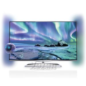 "PHILIPS 42PFL5008K/13 42""107cm 3D SMART LED TV,Ambilight,300 Hz,WİFİ,Skype,DLNA"