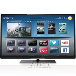 "PHILIPS 32PFL4258K/12 32"" 81 CM FULL HD LED, DAHİLİ UYDU, 200 HZ,SMART,USB KAYIT"