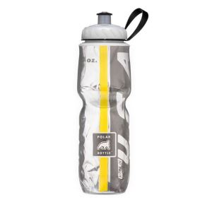 Polar Bottle Insulated Team Sports Termos 0.70 lt SİYAH-SARI termos