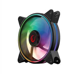 RAMPAGE 4C-120S 120mm RAINBOW FAN