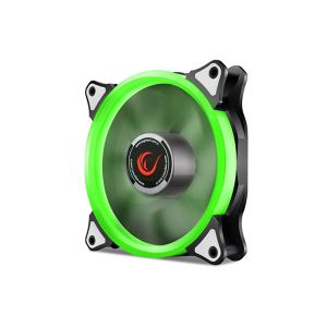 RAMPAGE 4C-15 120MM YEŞİL LED FAN
