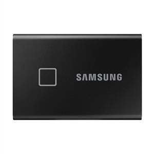 Samsung 500GB Portable T7 Touch USB 3.2 (Okuma 1050MB / Yazma 1000MB) Black SSD