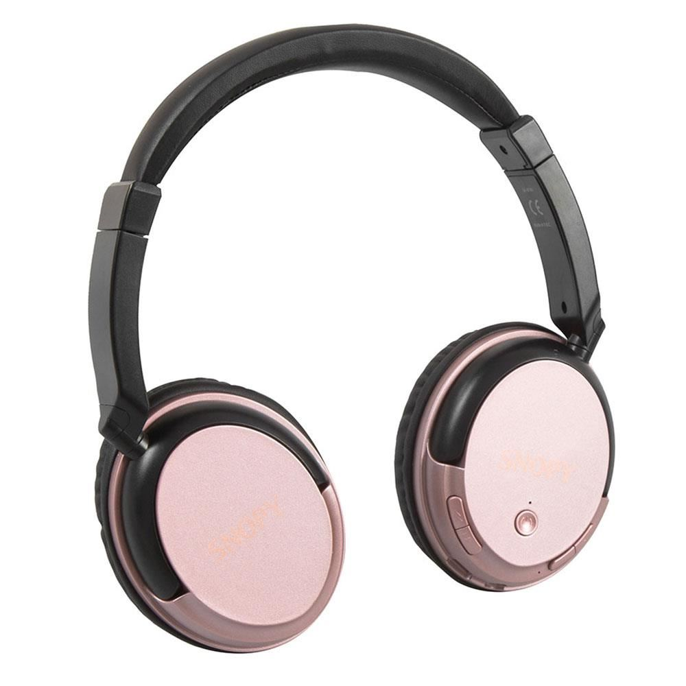 SNOPY SN-BT90 BLUETOOTH KULAKLIK-ROSE GOLD