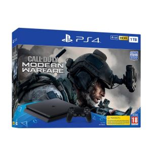 SONY Call Of Duty Modern Warfare 2019 / PS4 1 TB F SLIM OYUN KONSOLU