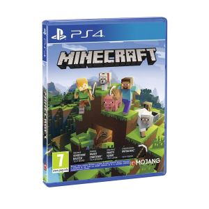 SONY PS4 Oyun : Minecraft Bedrock Edition