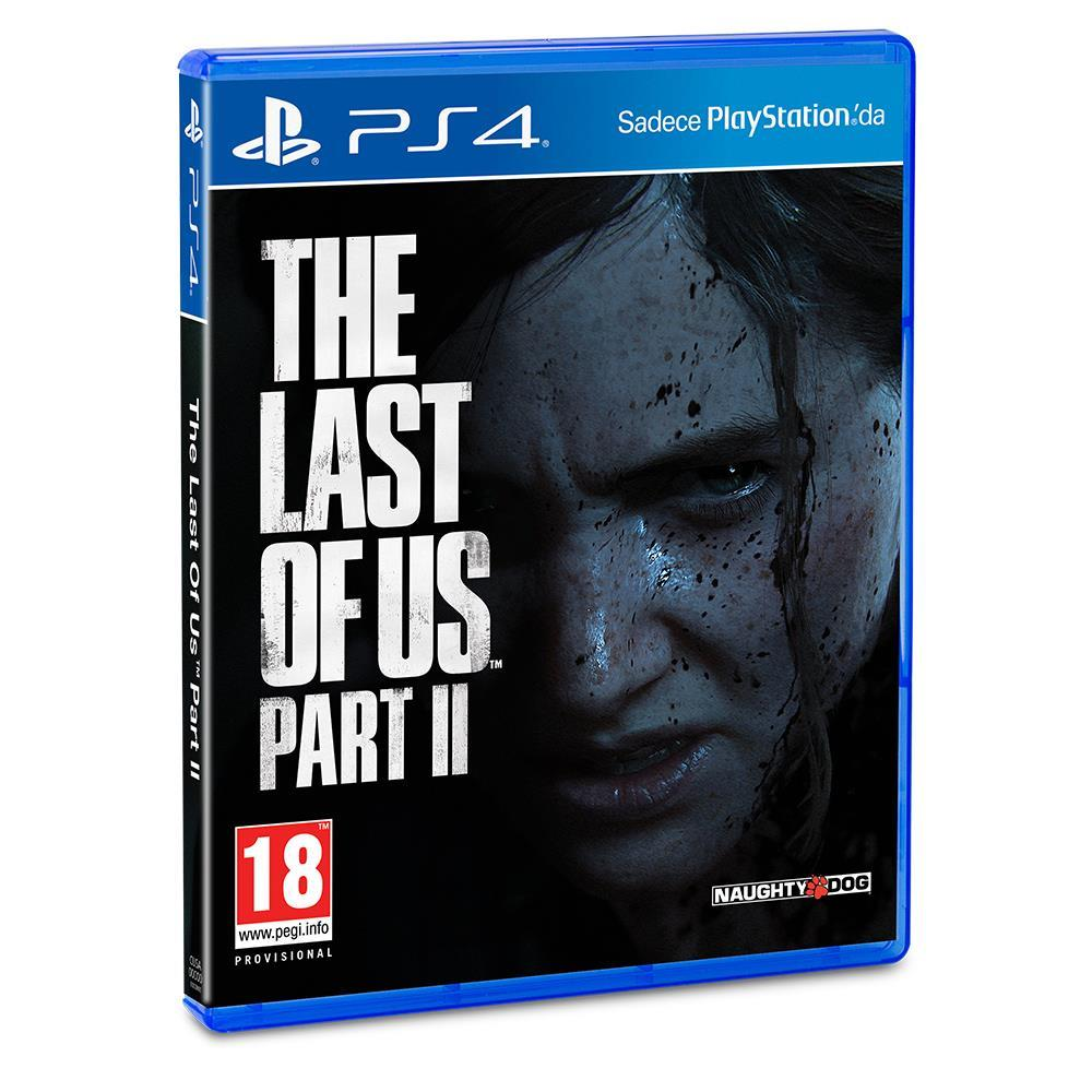 SONY PS4 Oyun: The Last Of Us Part II