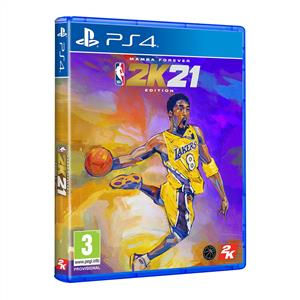 SONY PS4 Oyun : NBA 2K21 (Mamba Forever Edition)
