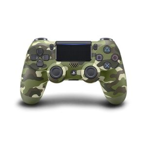 SONY PS4 Dualshock 4 Controller Green Cammo