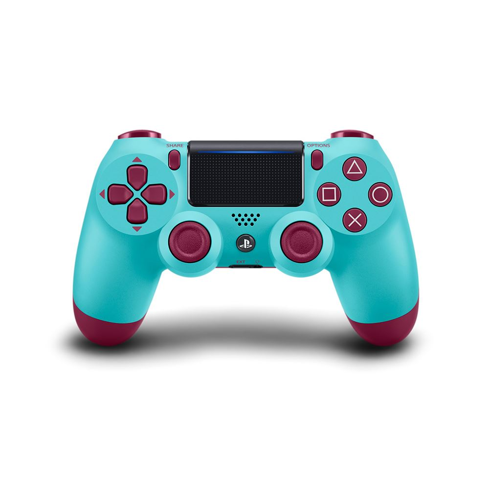 SONY PS4 Dualshock 4 Controller Berry Blue
