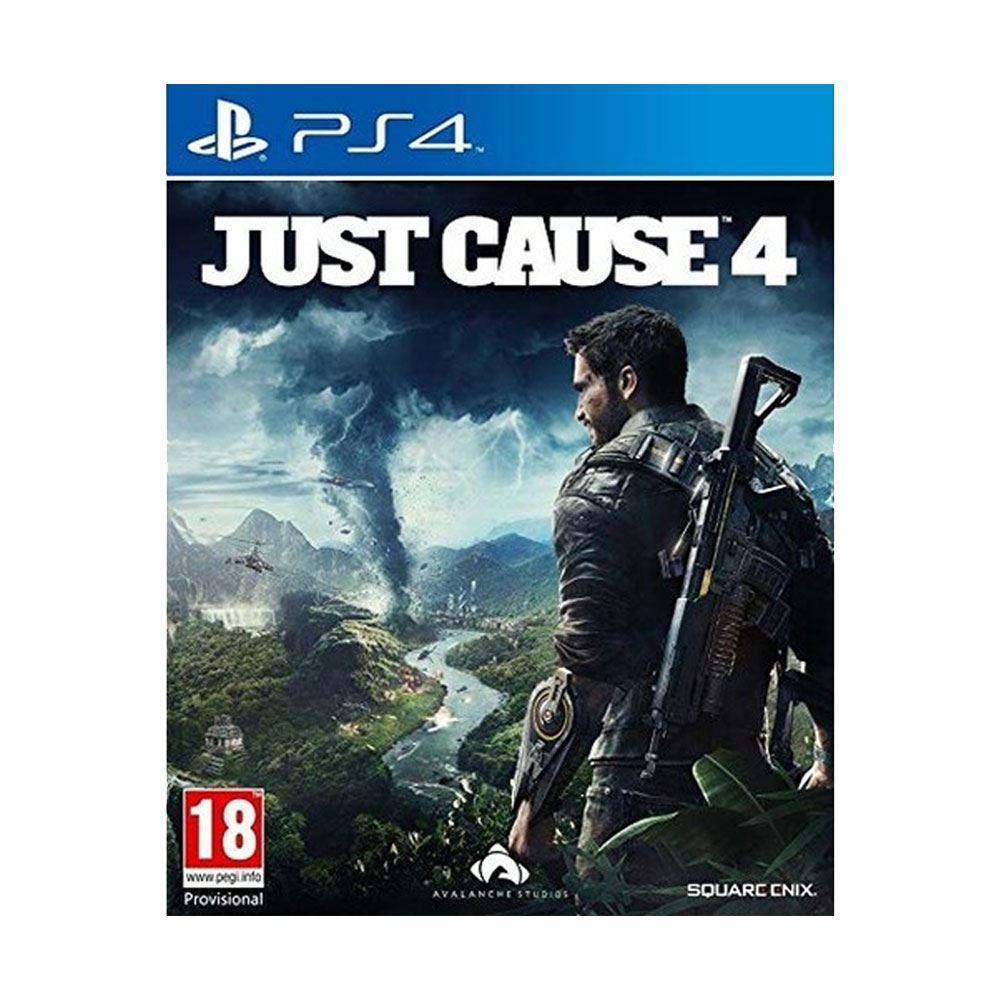 SONY PS4 Oyun: Just Cause