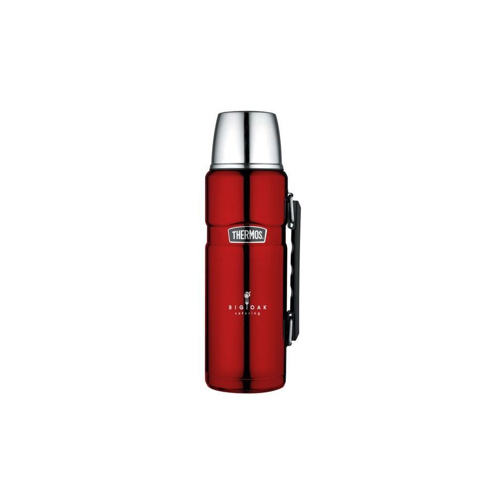 Thermos SK2010 Stainless King Large Cranberry Termos 1.2 Lt Turuncu 0040