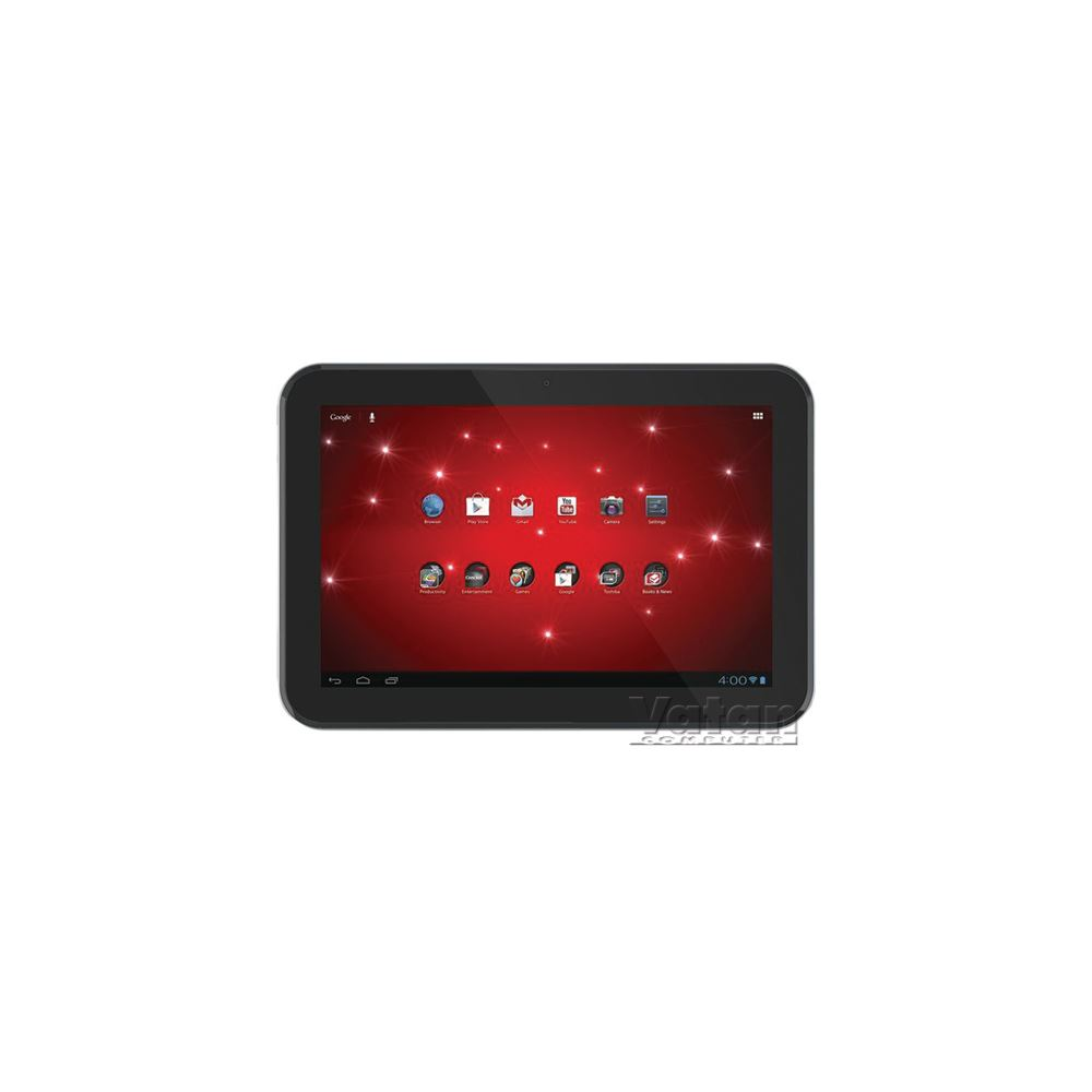 """AT300-105 NVIDIA TEGRA3-1.3GHZ-1GB DDR2-16GB EMMC-10.1""""-CAM-3G-ANDROİD 4.0 ICS."""