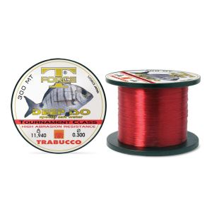 Trabucco T-Force Deep İso 300M 0,45MM Olta Misinası 281906119045