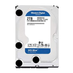 WD Blue 3,5'' 2TB 256MB SATA III 5Gb/s 5400 RPM