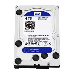 "WD Blue 3,5"" 4TB 64MB SATA III 6Gb/s 5400 RPM"