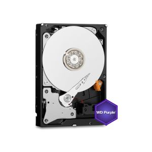 WD Purple 3.5'' 1TB 64MB SATA III 6Gb/s 7/24 Güvenlik