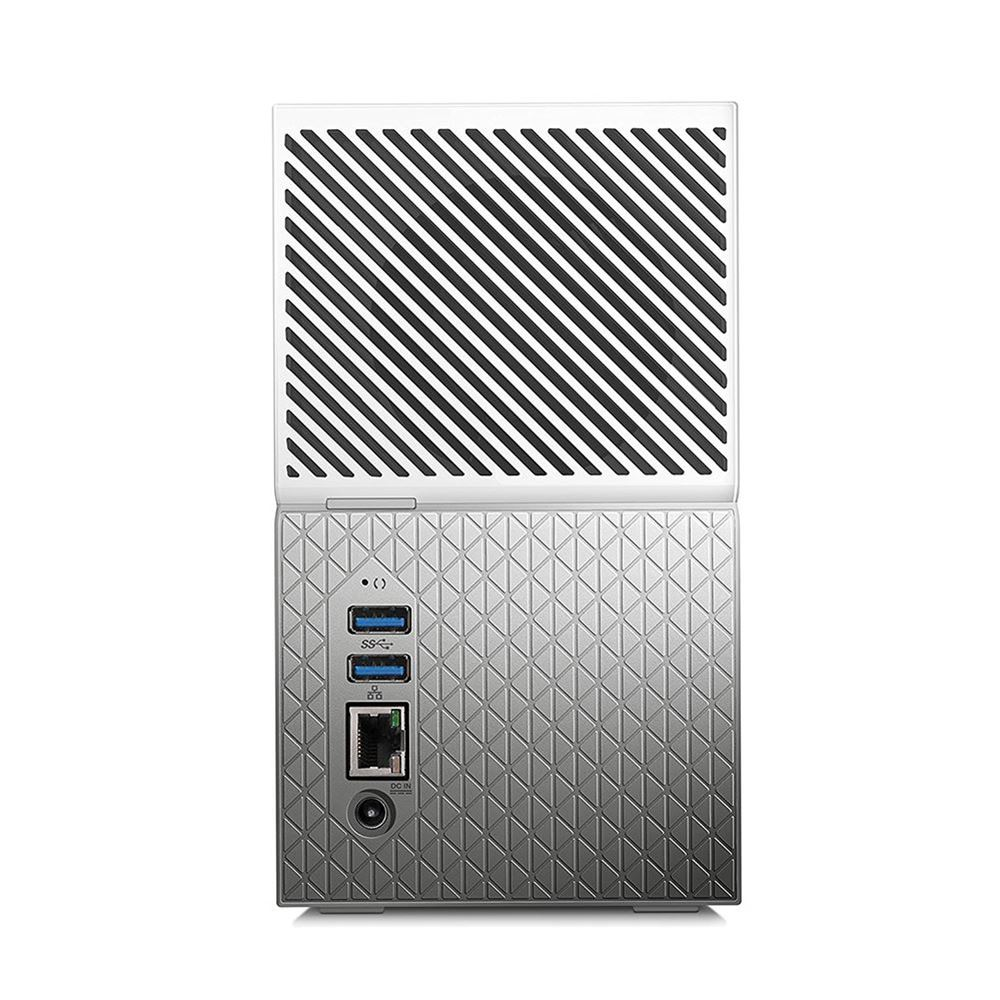 "WD 3,5"" 4TB My Cloud Home Duo Gigabit Ethernet Kişisel Bulut Depolama"