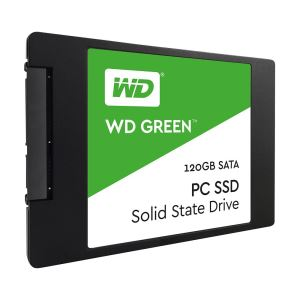 WD 120GB Green SATA 3.0 545MB/s 3D-NAND SSD Disk
