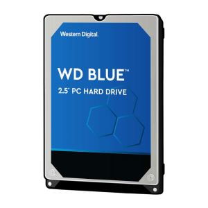 "WD Blue 2.5"" 2TB 128MB SATA 6 Gb/s 5400 RPM 7mm"