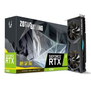 Zotac GeForce RTX2080 GAMING 8GB GDDR6 256Bit  DX12 Nvidia Ekran Kartı
