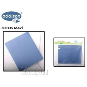 ADDISON 300135 MAVİ MOUSEPAD