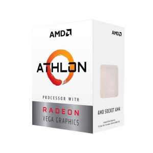 AMD Athlon 200GE Socket AM4 3.2GHz 4MB Önbellek 35W 14nm İşlemci