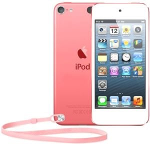APPLE IPOD TOUCH 16 GB 5.NESİL (PEMBE)