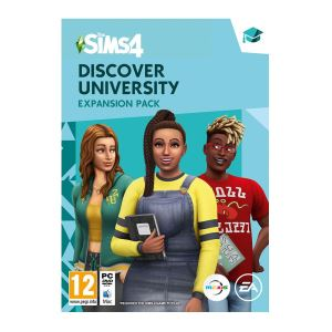 PC THE SIMS 4 DISCOVER UNIVERSITY