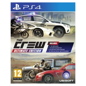 PS4 THE CREW ULTIMATE EDITION