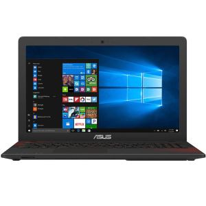 "ASUS FX550 CORE İ7 7700HQ 2.8GHZ-16GB-1TB+128 SSD-15.6""-GTX950M 4GB-W10 NOTEBOOK"