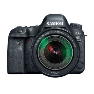 CANON EOS 6D MARK II 24-105 26.2 MP FULL FRAME DSLR FOTOĞRAF MAKİNESİ