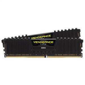 CORSAIR 16GB (2x8GB) Vengeance Siyah DDR4 4000MHz CL18 Dual Kit Ram