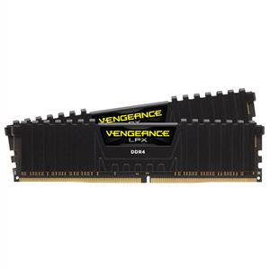 CORSAIR 16GB (2x8GB) Vengeance LPX Siyah DDR4 3200MHz CL16 Dual Kit Ram