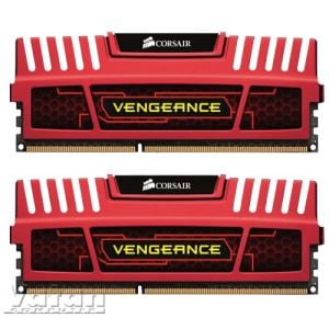 CORSAIR 8GB (2x4GB) Vengeance 1866MHz DDR3 CL9 Ram