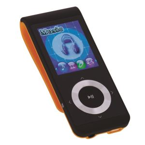 GOLDMASTER MP3 316 SPORT DİGİTAL MP3 PLAYER TURUNCU