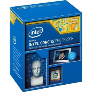 Intel Core i5 4690 Soket 1150 3.5GHz 6MB Önbellek 22nm İşlemci