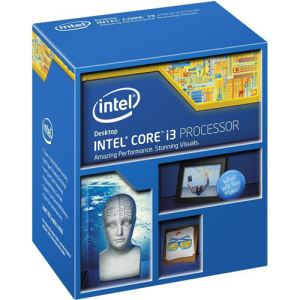 Intel Core i3 4150 Soket 1150 3.5GHz 3MB Cache 22nm İşlemci