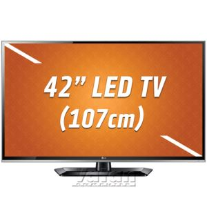 42LS5600 LED Full HD 107cm TV, 1920x1080, 100 Hz, DLNA ,3XHDMI, USB,
