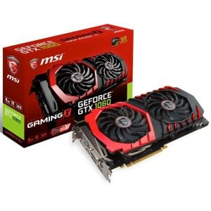 MSI GEFORCE GTX 1060 GAMING X 6G 6GB GDDR5 192bit NVIDIA Ekran Kartı
