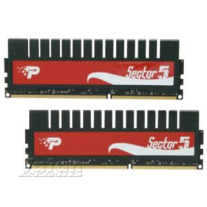 8GB(4x2)Gamer II Sector 5 DDR3 1333MHz CL9 XMP 1.2 Dual Kit Ram