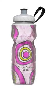 Polar Bottle Insulated Graphic Termos 0.60 Lt PEMBE