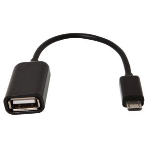 SLX-425 USB MICRO 5 PİN OTG DATA KABLOSU